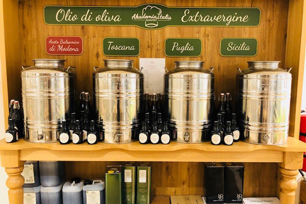 Olasz étterem Budapesten